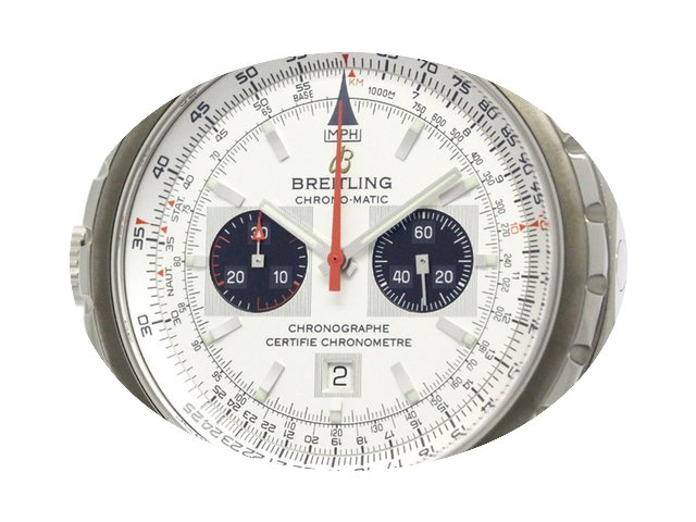 Breitling Chronomatic Steel Automatic Me...
