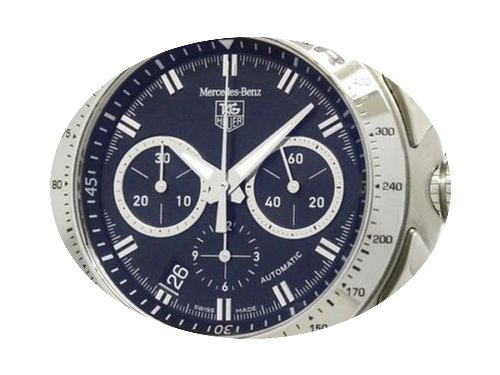 TAG Heuer Mercedes Benz Slr Chronograph ...