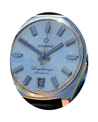 Candino Longchamps Automatic D'epoca In ...