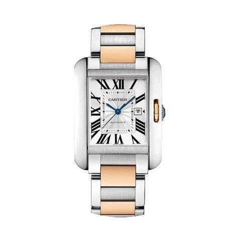 Cartier Tank Anglaise Mid-Size Ref. W531...