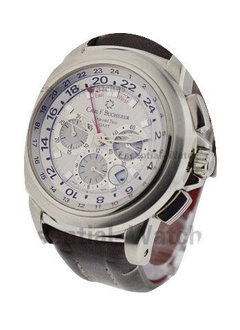 Carl F. Bucherer Carl F. Patravi Travelt...
