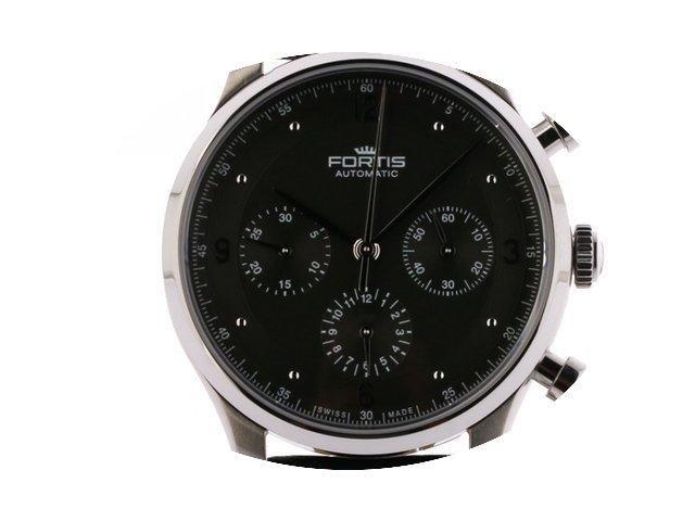 Fortis Tycoon Stahl Automatik Chronograp...