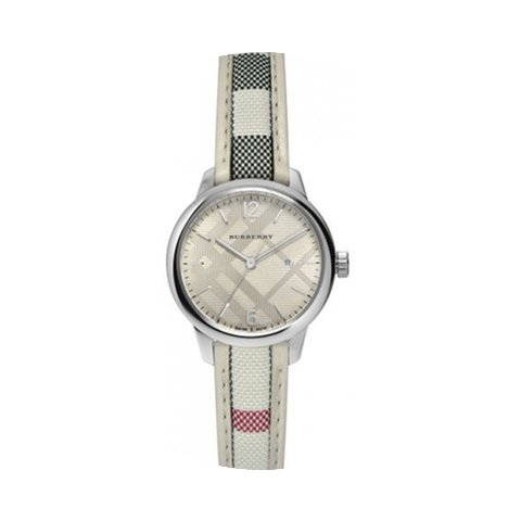 Burberry The Classic Round Ladies Watch ...