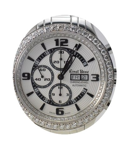 Ernst Benz Chrono-Jewel Stainless 47 mm ...