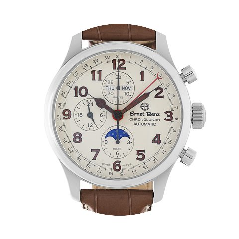 Ernst Benz Chronolunar GC40318...