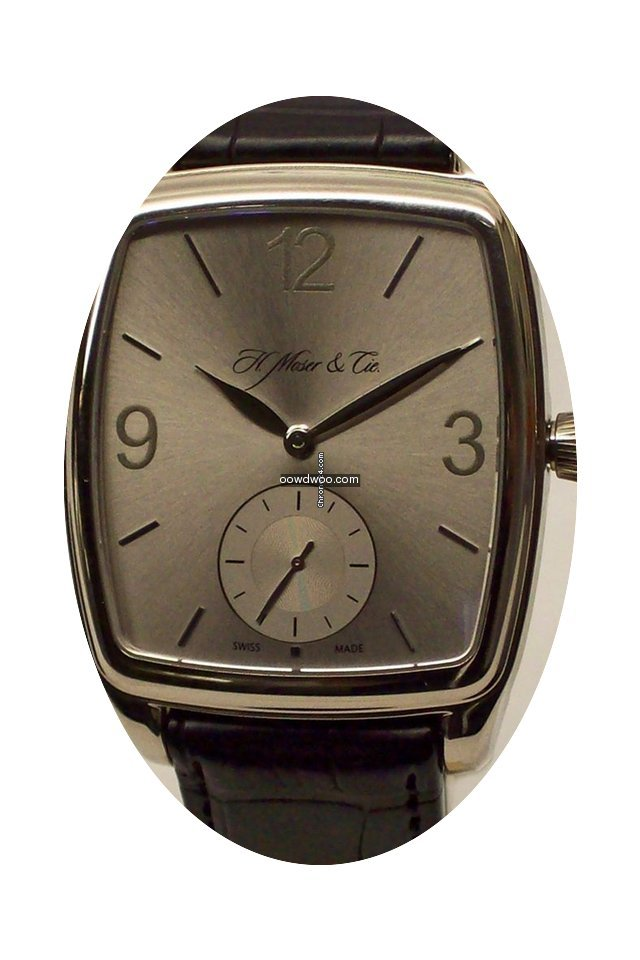 H.Moser & Cie. Henry Double Hairspring...