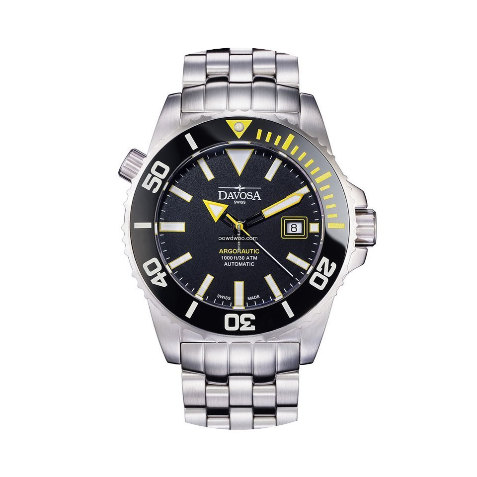 Davosa Swiss Argonautic 16149870 Men Wri...