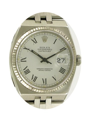 Rolex Oysterquartz Datejust Gold/Steel...