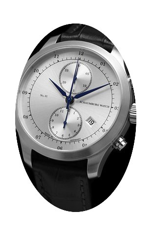 Lindburgh   Benson Chronograph No.01 New...