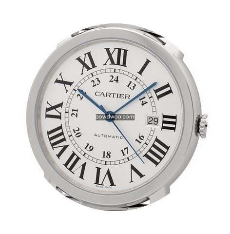 Cartier Ronde Solo Collection Extra-Larg...