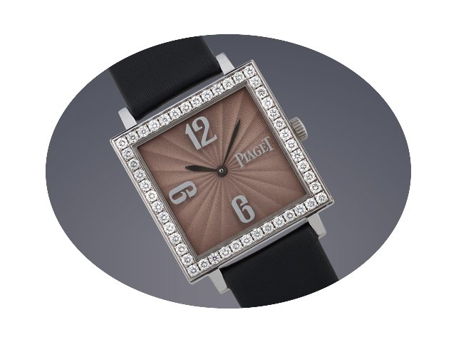 Piaget Altiplano 18ct White gold and dia...