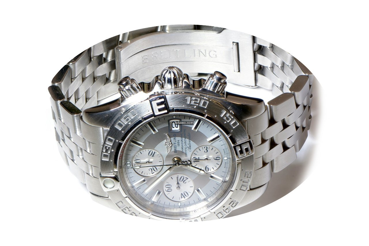 Breitling Windrider Galactic Chronograph...