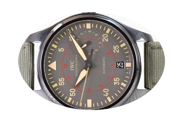 IWC Big Pilot Miramar Ceramic...