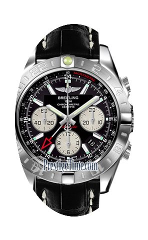Breitling Chronomat 44 GMT Mens Watch...