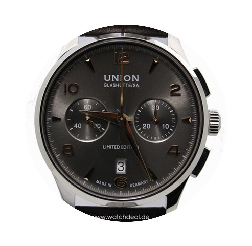 Union Glashütte Noramis Chronograph inc...