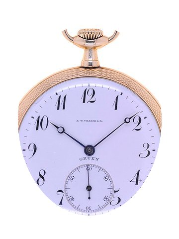Dietrich Mans Pocket Watch with addition...