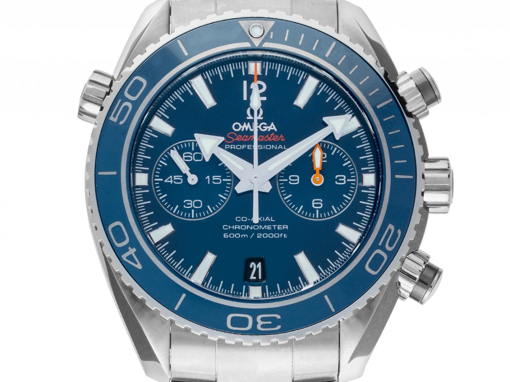 Omega Seamaster Planet Ocean 600m Co-Axi...