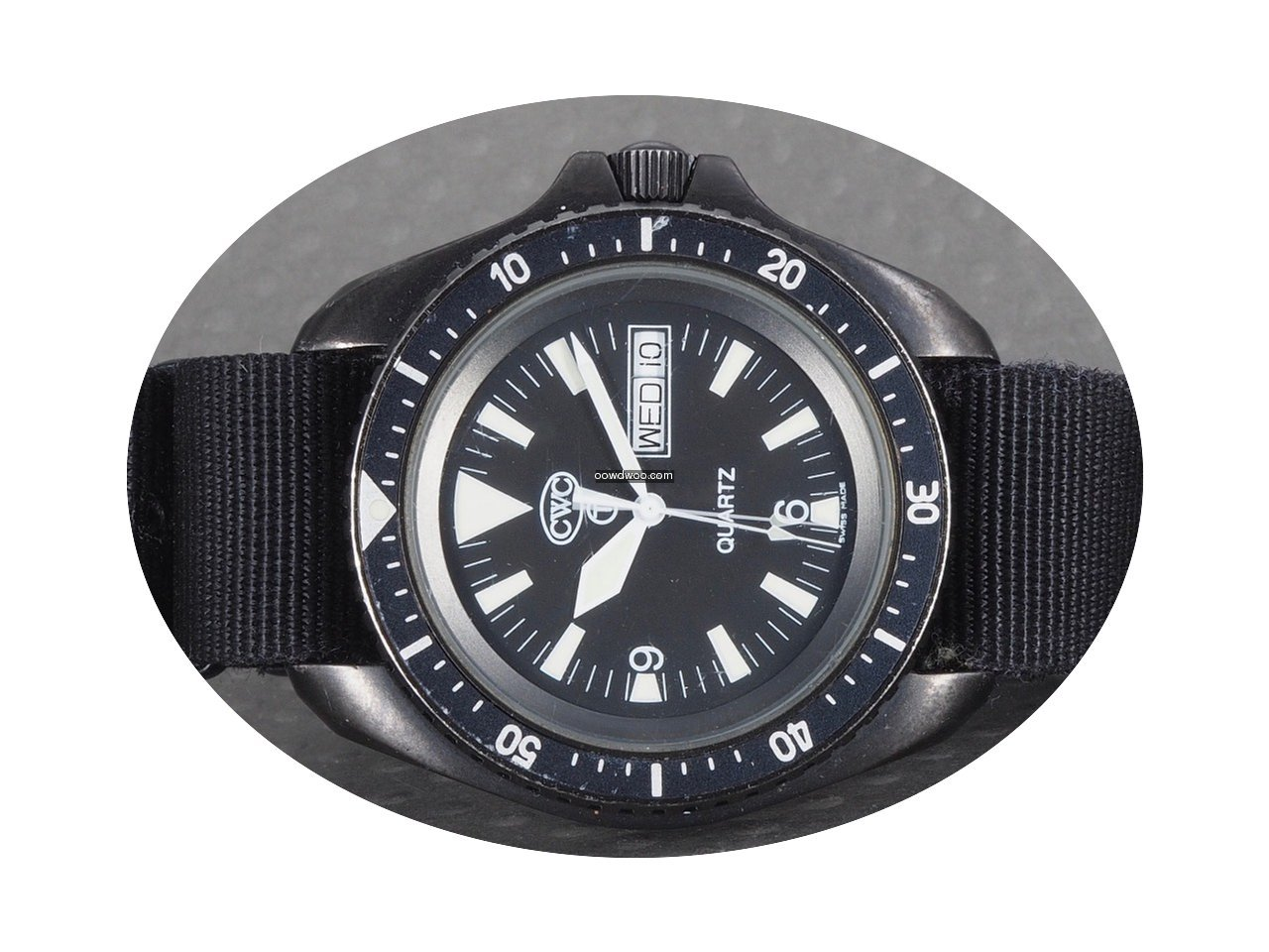 CWC SBS Diver 2000 Issue...