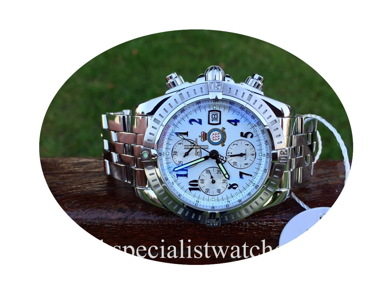Breitling Chronomat A13356 – Red Arrow...