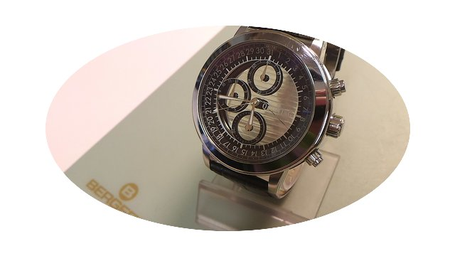 Quinting Mysterious Chronograph Men Watc...