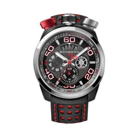 Bomberg Herrenuhr Bolt-68 Chronograph BS...