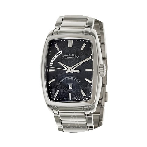 Armand Nicolet Men's TM7 Day & Date ...