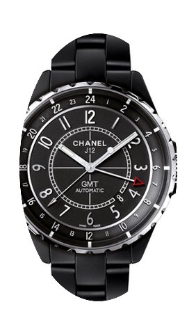 Chanel J12 GMT 41mm Midsize Watch...