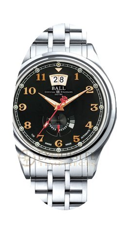 Ball Watch Trainmaster Cleveland Exp Pow...