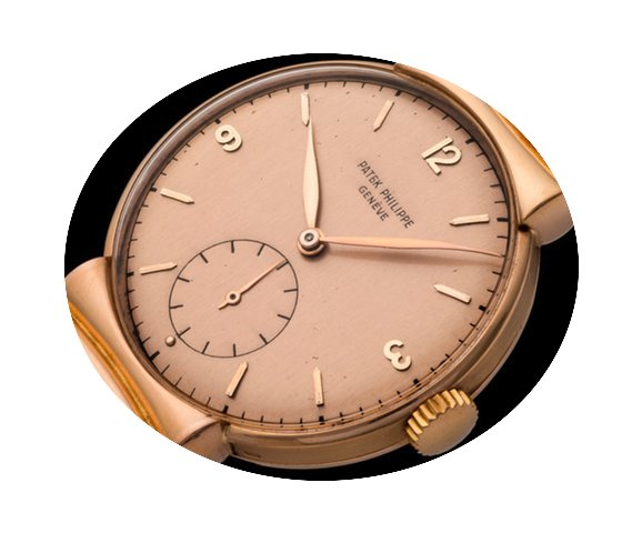 "Patek Philippe ""The Rose gold ref. 158..."