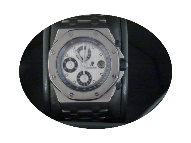 Audemars Piguet Royal Oak Offshore titan...