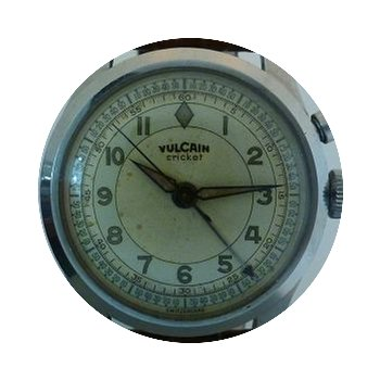 Vulcain vintage cricket v120 first versi...