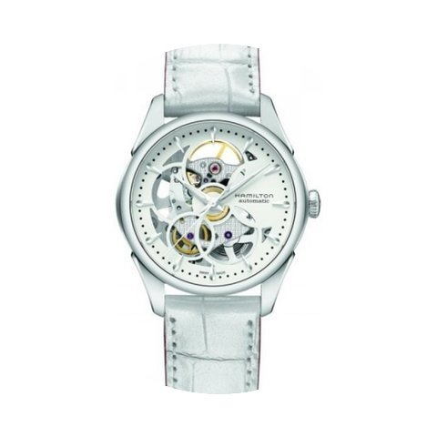 Hamilton Jazzmaster Viewmatic Skeleton L...