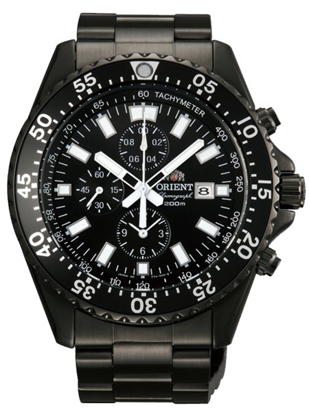 Orient Captain Quartz Sport Chronograph ...