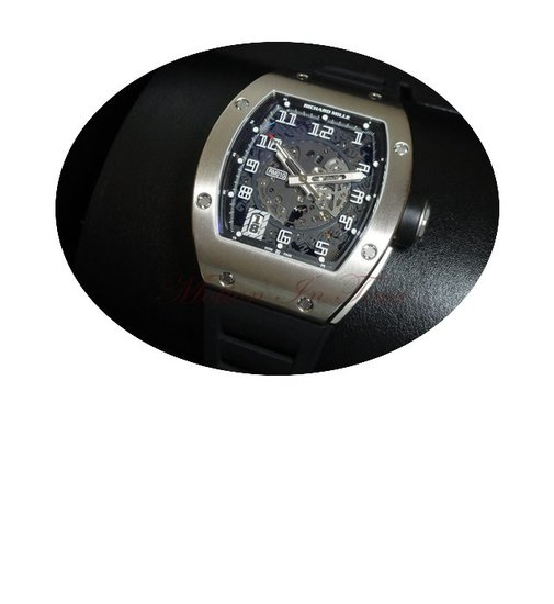 Richard Mille RM-10 WHITE GOLD AUTOMATIC...