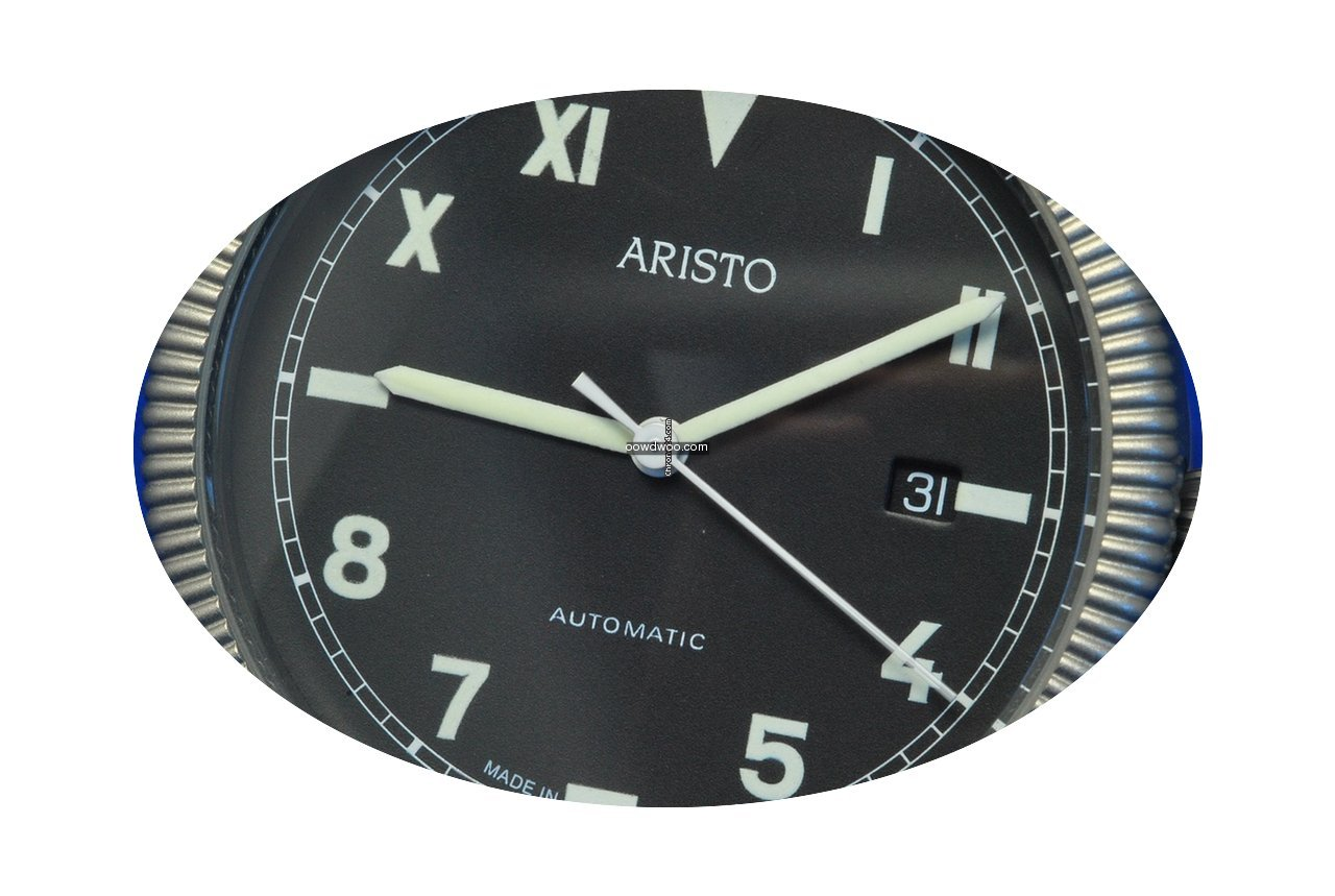 Aristo Aviator California Dial...