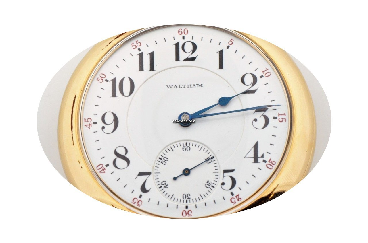 Waltham Vanguard Gold Filled 21 Jewels R...