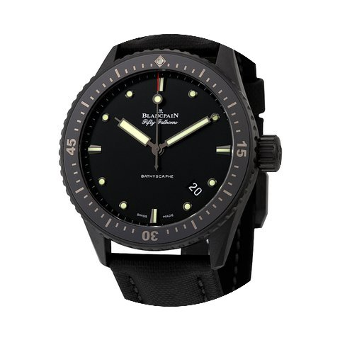 Blancpain Fifty Fathoms Bathyscaphe Auto...
