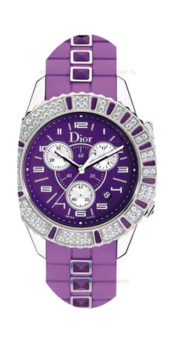 Dior Christal Chronograph...