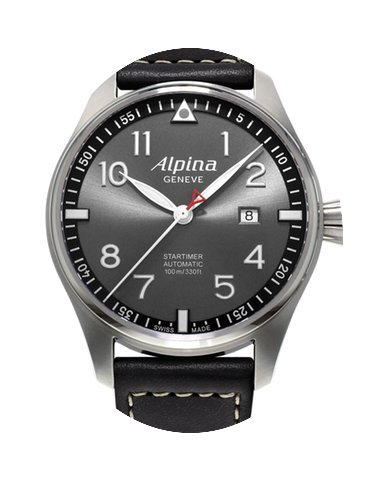 Alpina Startimer 44mm Sunstar NEU LP 1.2...