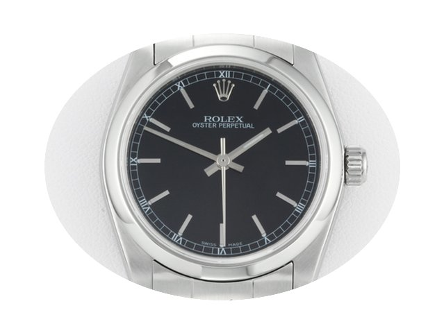 Rolex Oyster Perpetual Medium 31mm Stahl...