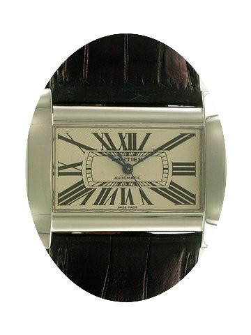 Cartier Divan GM Automatic...