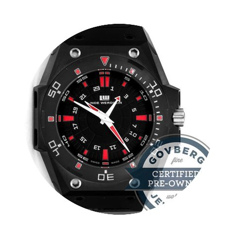 Linde Werdelin Hard Black III GMT HB111....