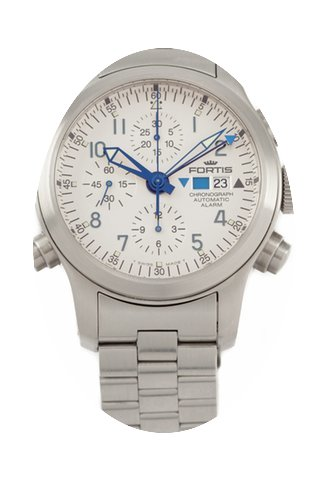 Fortis B-42 Flieger Chronograph Alarm - ...