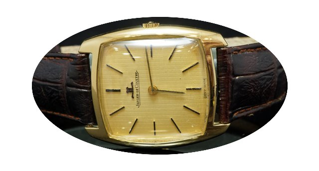 Jaeger-LeCoultre 18ct Yellow Gold Mechan...