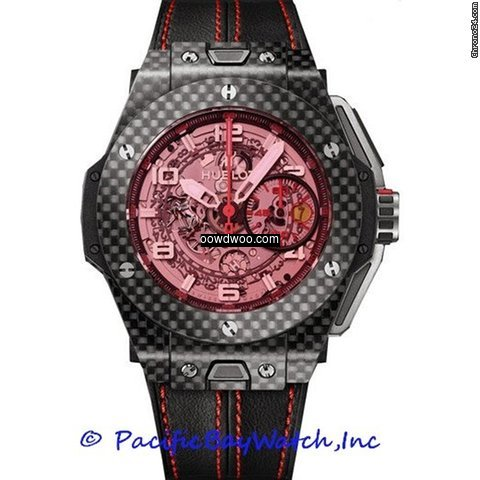 Hublot Big Bang 45mm Ferrari 401.QX.0123...