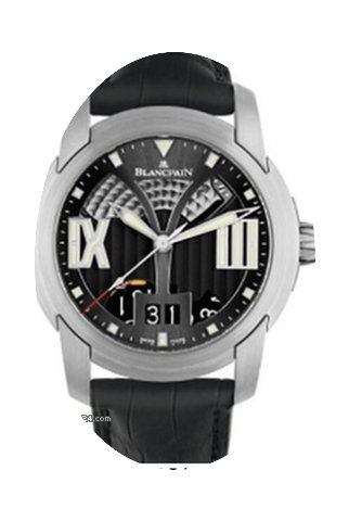 Blancpain L-Evolution Black Dial 43,5mm ...