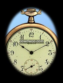 Howard Pocket Watch....