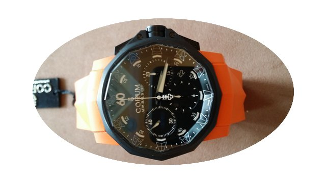 Corum ADMIRAL S CUP CHALLENGER 44 CHRONO...