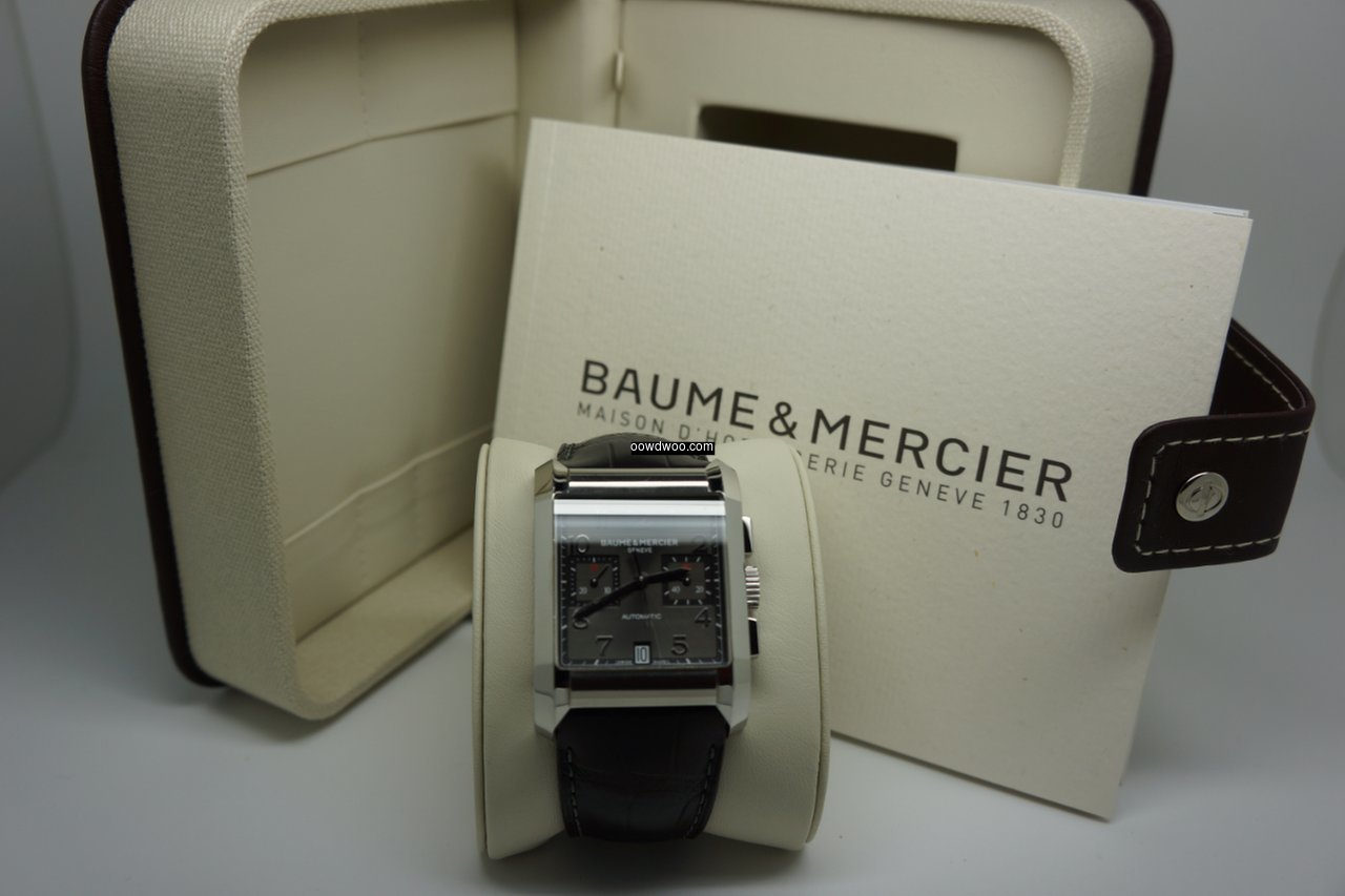 Baume & Mercier Hampton...