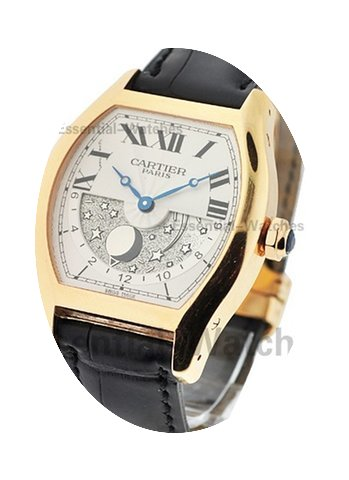 Cartier Tortue GMT Day Night XL...